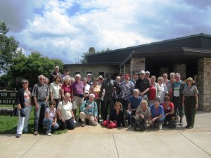 Foto 5b_USA-Reise2014_Gruppenfoto SNP-Big MeadowSNP group (4) (1) (1)